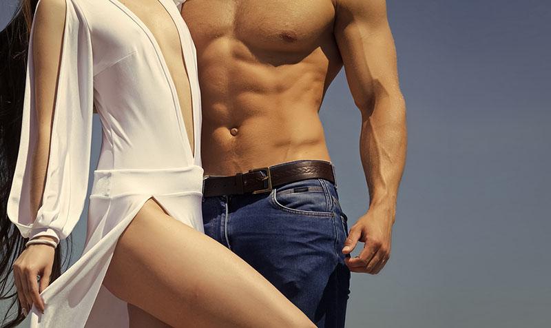 abdominales marcados con liposuccion