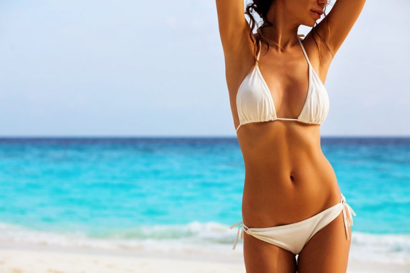 liposuction with Vaser in our Los Angeles